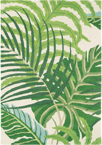 Sanderson Manila Green 46407 - aladdinrugs - 2