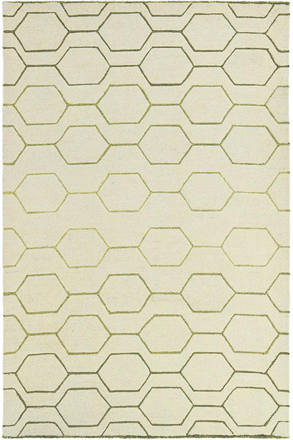 Arris rugs 37309 in cream and gold by wedgwood