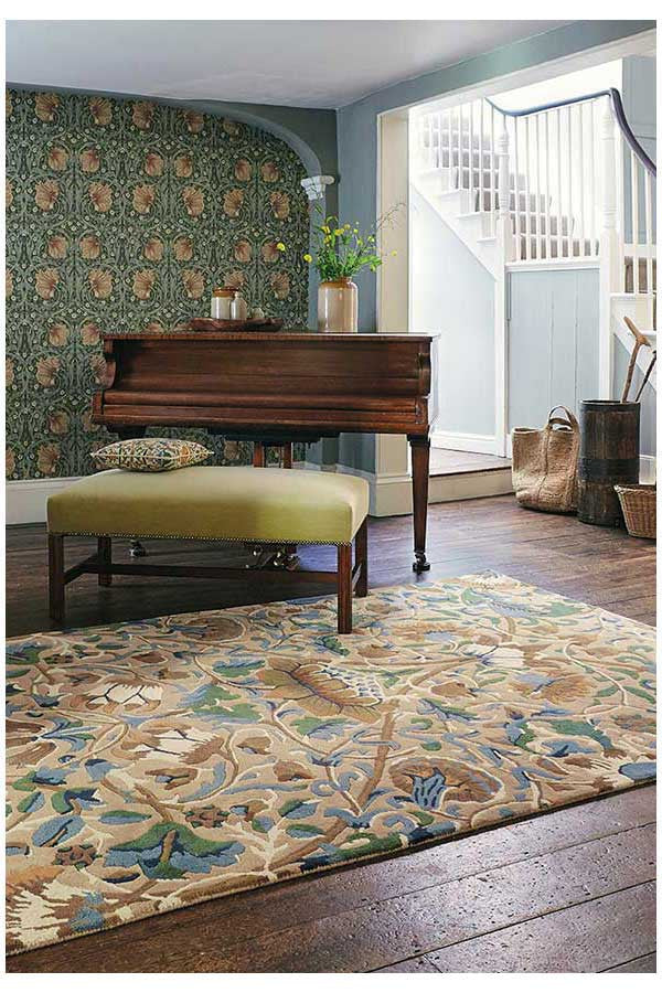 Morris & Co Lodden Manilla 27801 - aladdinrugs - 1
