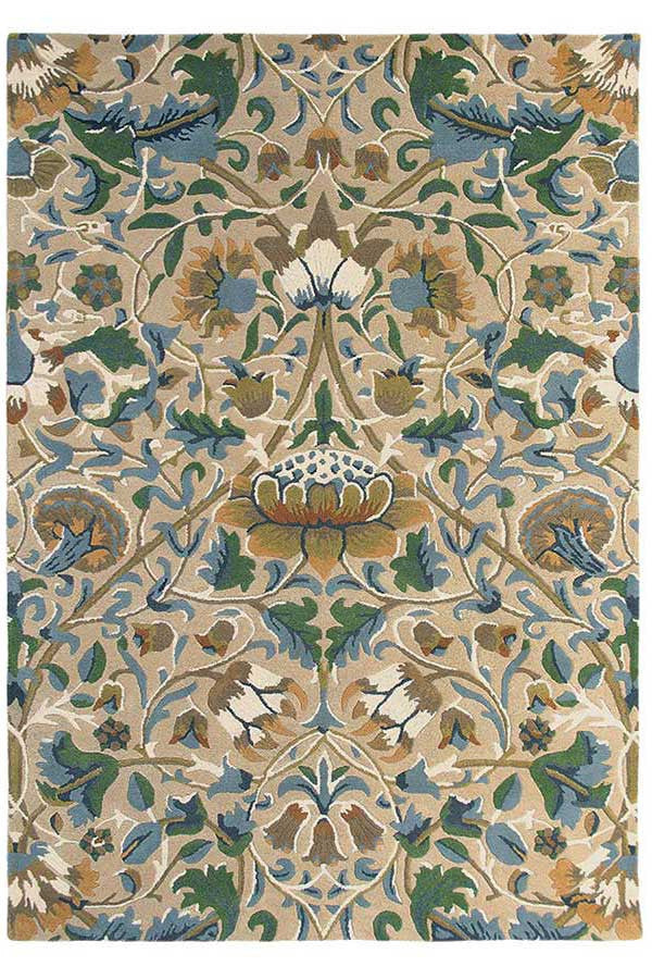 Morris & Co Lodden Manilla 27801 - aladdinrugs - 2
