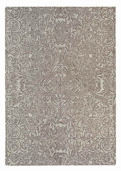 Ceiling rugs 28501 in taupe by william morris