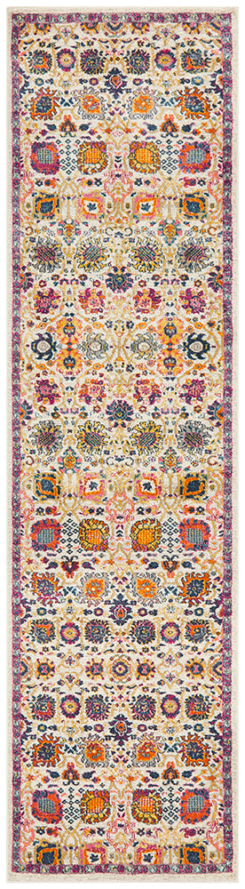 Babylon 206 Multi  Runner Rug