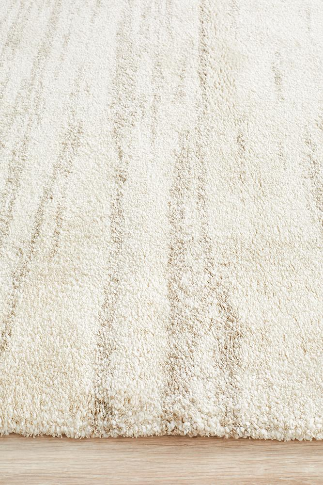 Adina Sally Contemporary Natural Rug