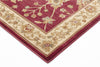Byblos Classic Chobi Design Red Rug - aladdinrugs - 2
