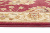 Byblos Classic Chobi Design Red Rug - aladdinrugs - 3