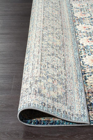 Canan Luminous Blue Rug