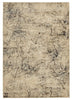 Artistic Nature Modern Charcoal Runner Rug
