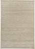 Elements Dense Plain Bone Coloured Rug - aladdinrugs - 1