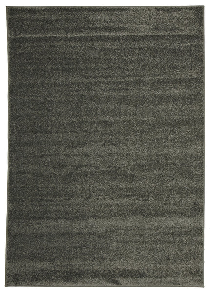 Elements Dense Plain Teal Coloured Rug - aladdinrugs - 1