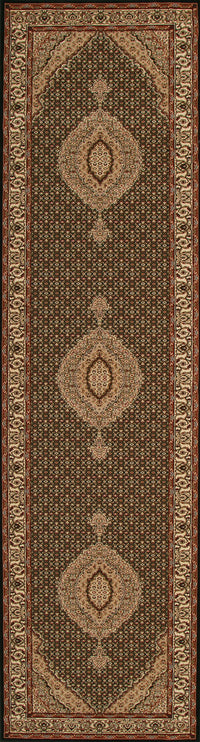 Rug Culture Empire ARK Black Rug - aladdinrugs - 4