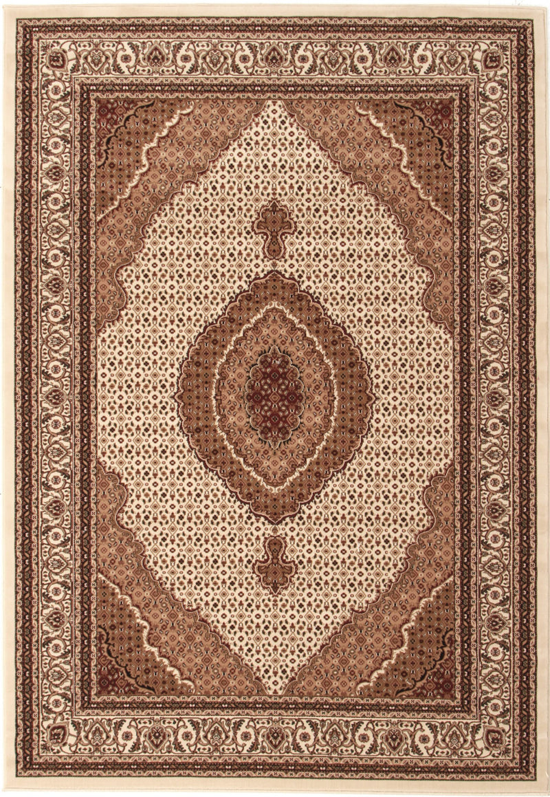 Rug Culture Empire ARK Cream Rug - aladdinrugs - 1