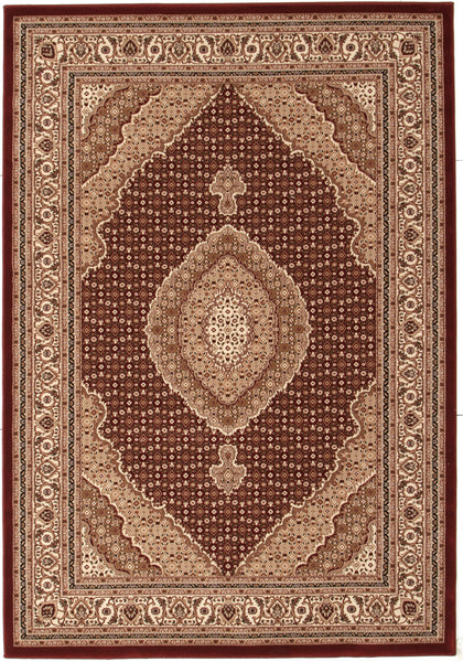 Rug Culture Empire ARK Red Rug - aladdinrugs - 1