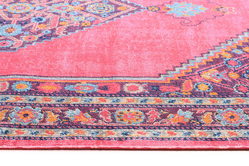 Whisper Diamond Pink Rug