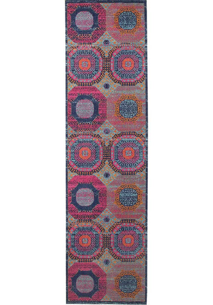 Whisper Dots Multi Runner Rug