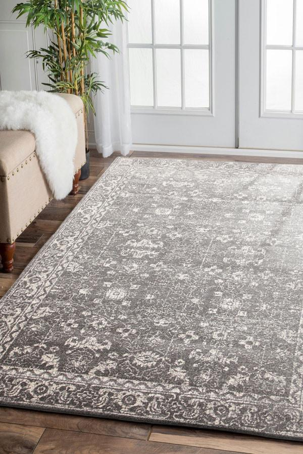 Esme Pidgeon Grey Transitional Rug
