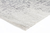 Esme Dream White Silver Transitional Rug