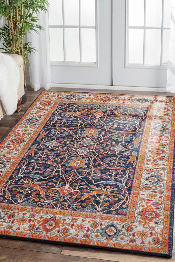 Esme Royalty Multi Transitional Rug