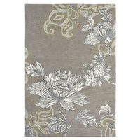 Fable floral rugs 37504 by wedgwood