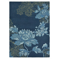Fable floral rugs 37508 by wedgwood
