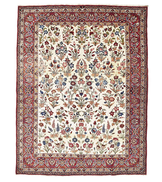 Persian HandKnotted Isfahan 440X320 CM