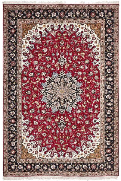 Persian Hand Knotted 50R Tabriz 301X202 CM