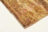 HANDMADE PERSIAN K PATCH WORK  ( Stone Wash )-381X266  CM