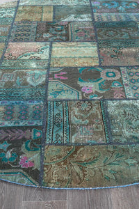 Persian Handnotted Patchwork - IR1392