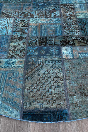 Persian Handnotted Patchwork - IR1393