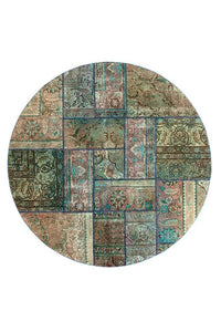 Persian Handnotted Patchwork - IR1398