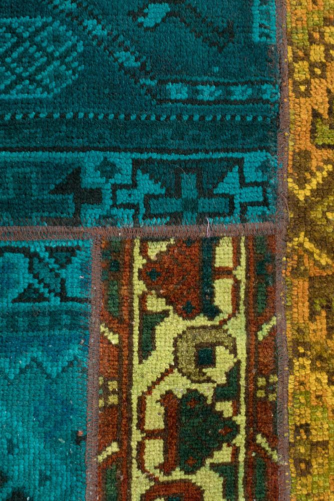 Persian Handnotted Patchwork - IR1399