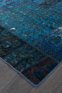 Persian Handnotted Patchwork - 288X198CM