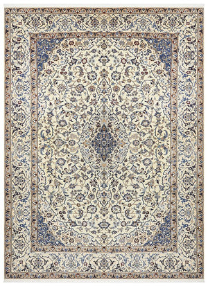 Hand Knotted Persian Naein -345 X 250cm