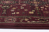 Istanbul Traditional Shiraz Design Rug Burgundy Red - aladdinrugs - 5