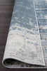Roxana Distressed Timeless Rug Blue Grey White 230 x160 cm