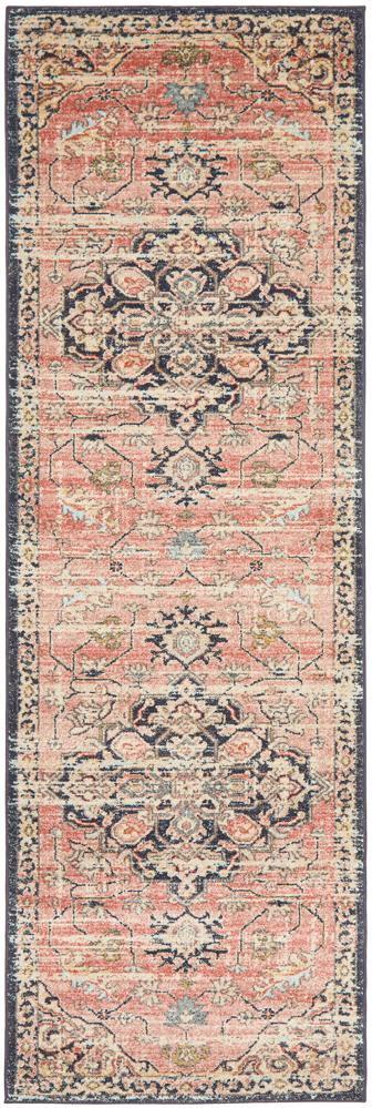 Artin Power Loomed Brick Rug