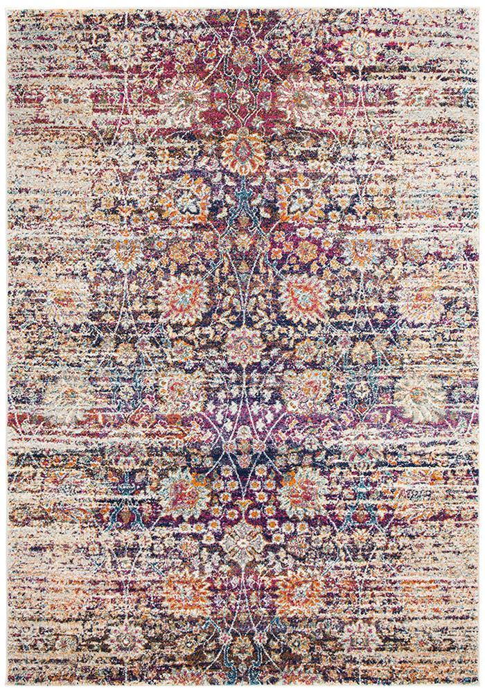 Susa Shadi Transitional Multi Rug