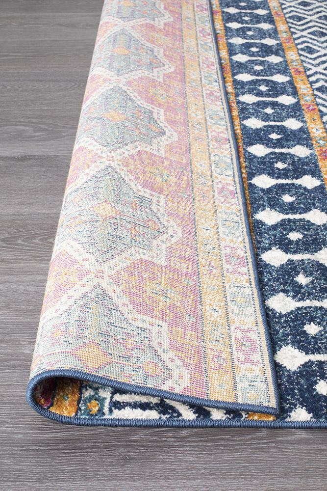 Aladdin Layla Multi Tribal Rug