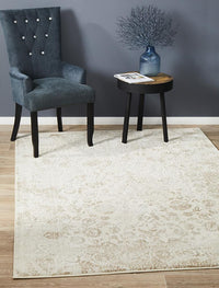 luxury Loretta Cream Rug