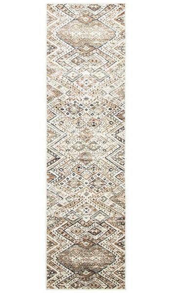 Mayfair Tribe Bone Rug Runner