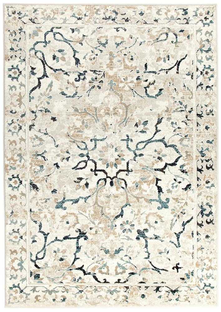 Asmita Stem Bone Rug