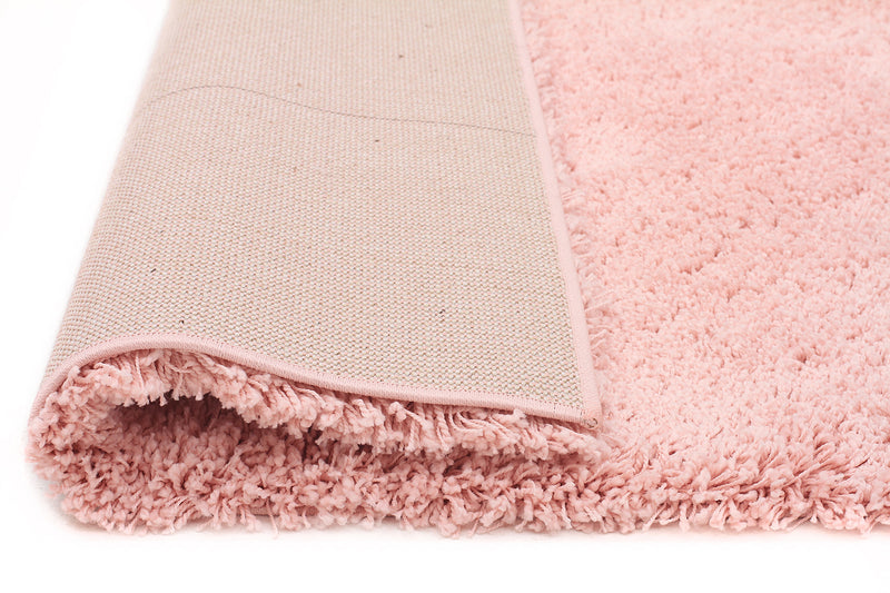 Ultra Thick Super Soft Shag Rug Pink