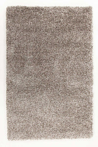 Ultra Thick Super Soft Shag Rug  WARM GRAY