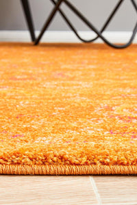 Aladdin Rugs NZ 444 Burnt Orange Rug