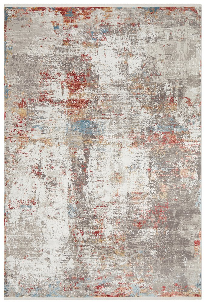Bamboo Silk Grey  Rug
