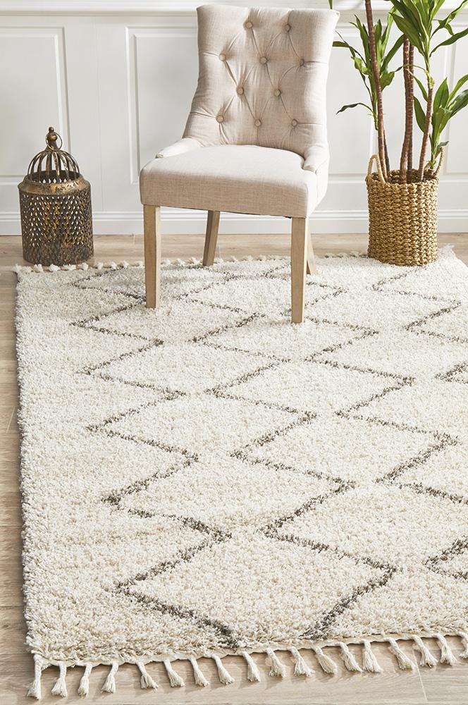 Saffron 11 Natural Rug