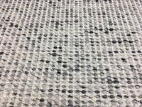 Hand Made  Felted Wool Rug Grey Natural