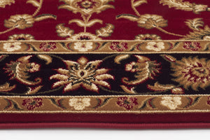 Sydney Classic Rug Red with Black Border - aladdinrugs - 3