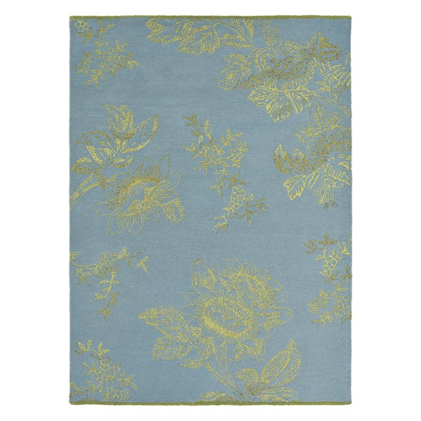 Tonquin gold rugs 37008 by wedgwood