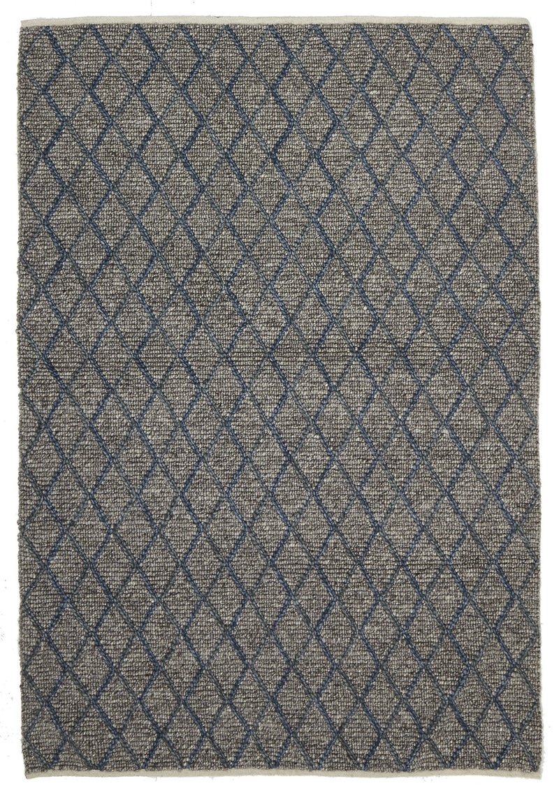 Rug Culture Urban Collection 7502 Blue Rug - aladdinrugs - 1