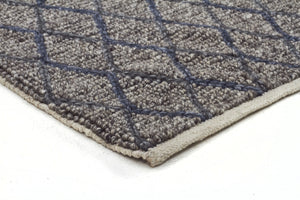 Rug Culture Urban Collection 7502 Blue Rug - aladdinrugs - 2